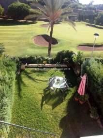 Vistas desde la casa y jardin privado