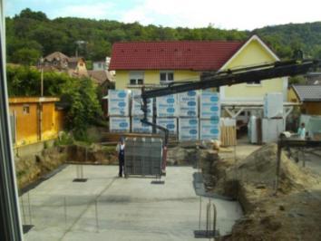 Inceperea lucrarilor de zidarie