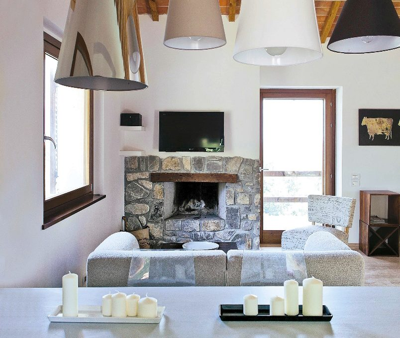 Trova idee su come arredare e ristrutturare casa in stile country. Arredare In Campagna Con Stile Moderno Casafacile
