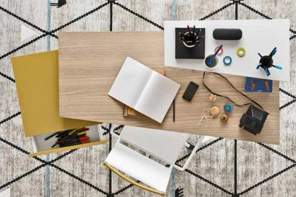 Guarda queste 10 idee e ispirazioni per trovare l'arredo giusto per il tuo studio! 10 Idee Per L Ufficio In Casa Casafacile