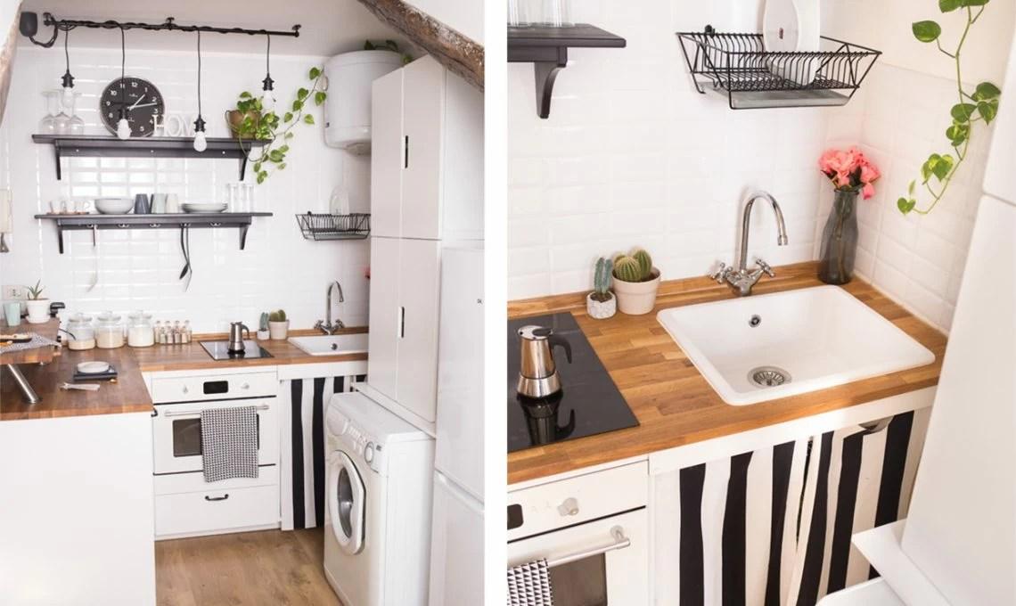 Open space con cucina e soggiorno in 25 mq: Come Arredare Una Mansarda Di 23 Mq Casafacile