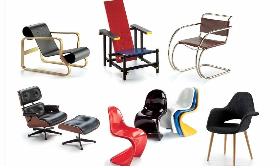 Ecco alcuni esempi di arredamento anni 70, un arredamento caratterizzato da colori molto forti e vivaci. 100 Sedie Icone Di Design In Miniatura Casafacile