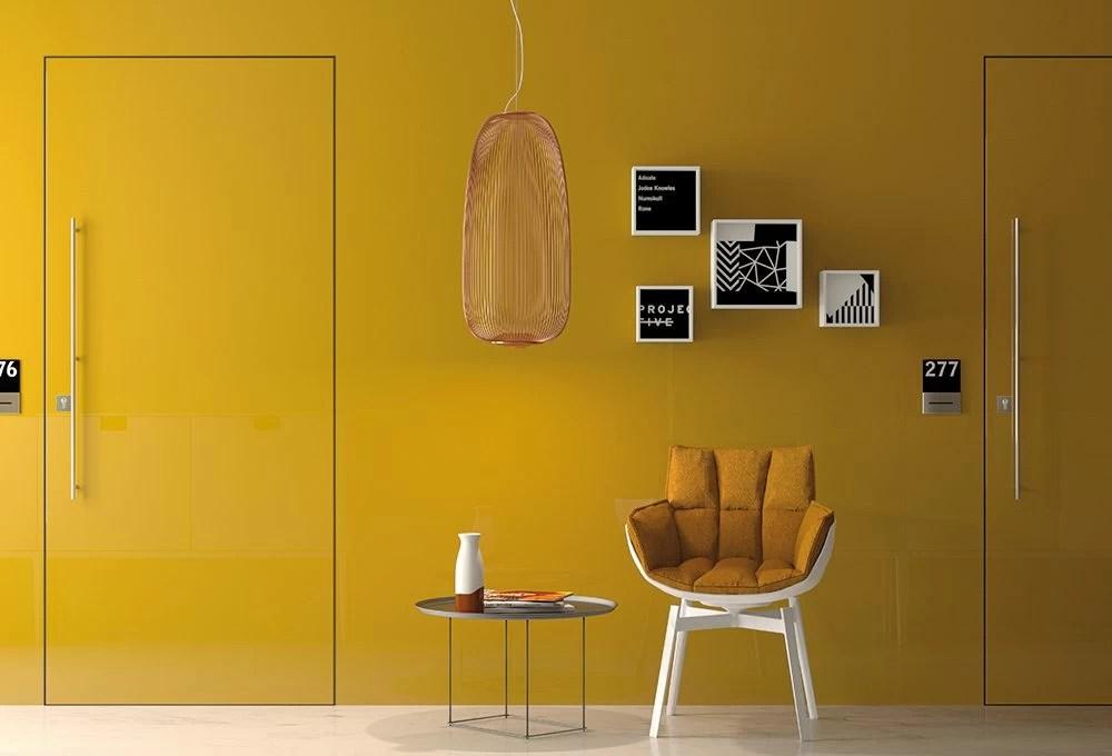 È considerato il colore neutro per eccellenza, dona spazio e luminosità all'ambiente. Pareti Gialle Come E Dove Utilizzarle Casafacile