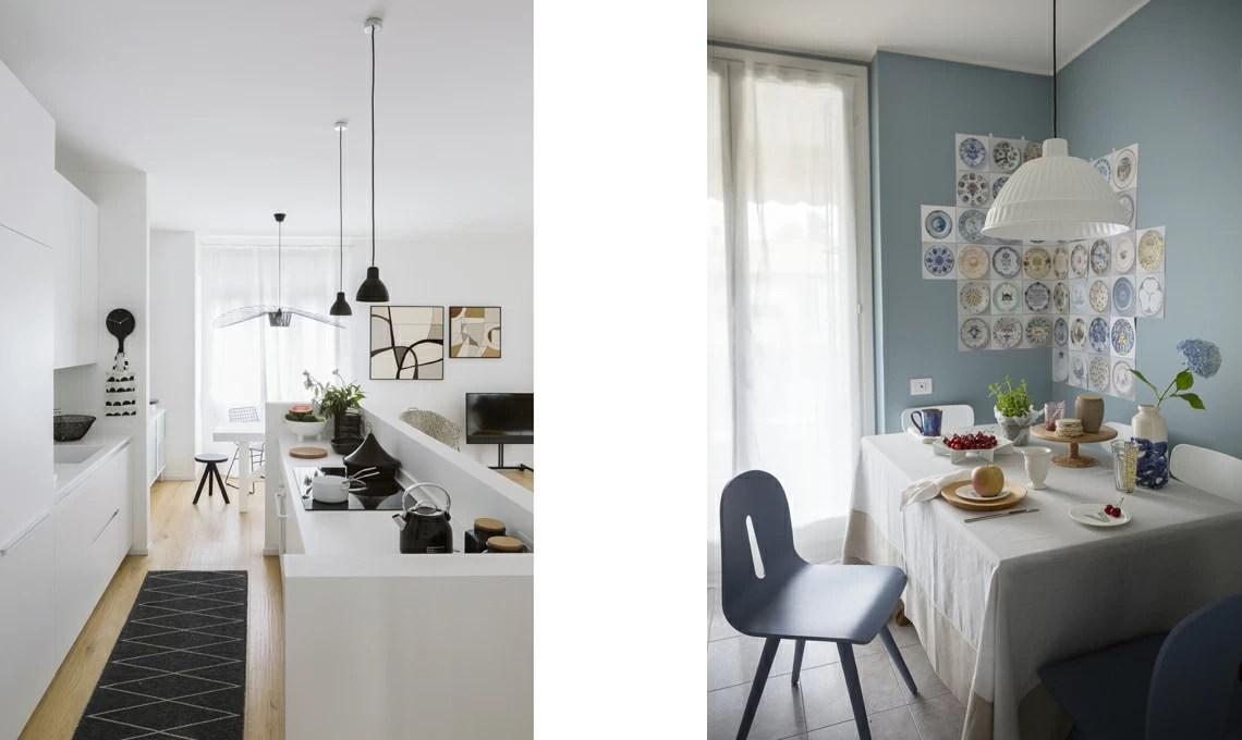 Questo tipo di tende sono generalmente bianche, ma esistono anche oscuranti, ideali per la camera da letto, mentre in cucina è consigliabile. Tende Particolari Per Cucina 5 Idee Originali Casafacile