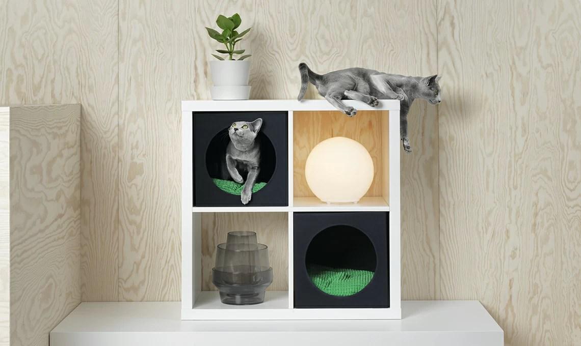 Lurvig La Nuova Collezione Di Ikea Per Cani E Gatti