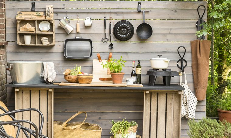 40 idee per realizzare una cucina esterna funzionale. Cucina Esterna Casafacile