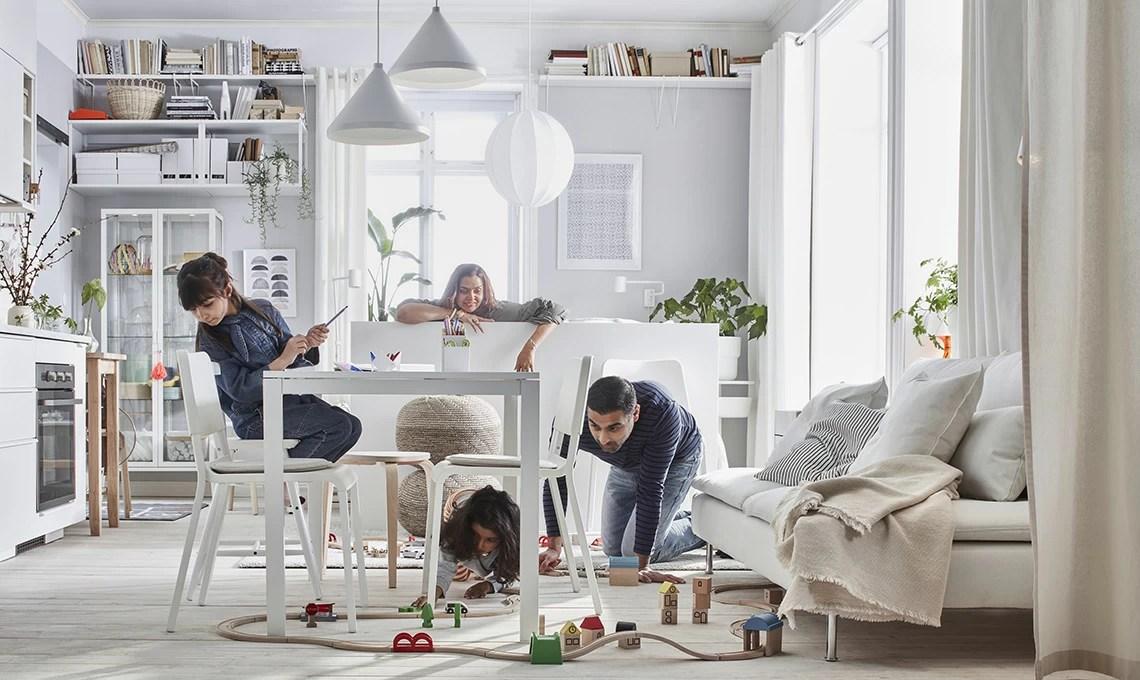 Libreria ikea con porta tv. Tutte Le Novita Del Nuovo Catalogo Ikea 2021 Casafacile