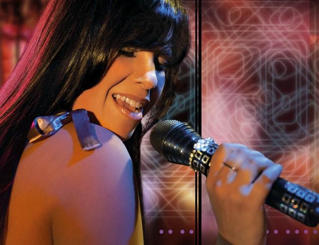 Bastidores da gravação do novo CD de Cristiane Ferr - CasaGospel.com