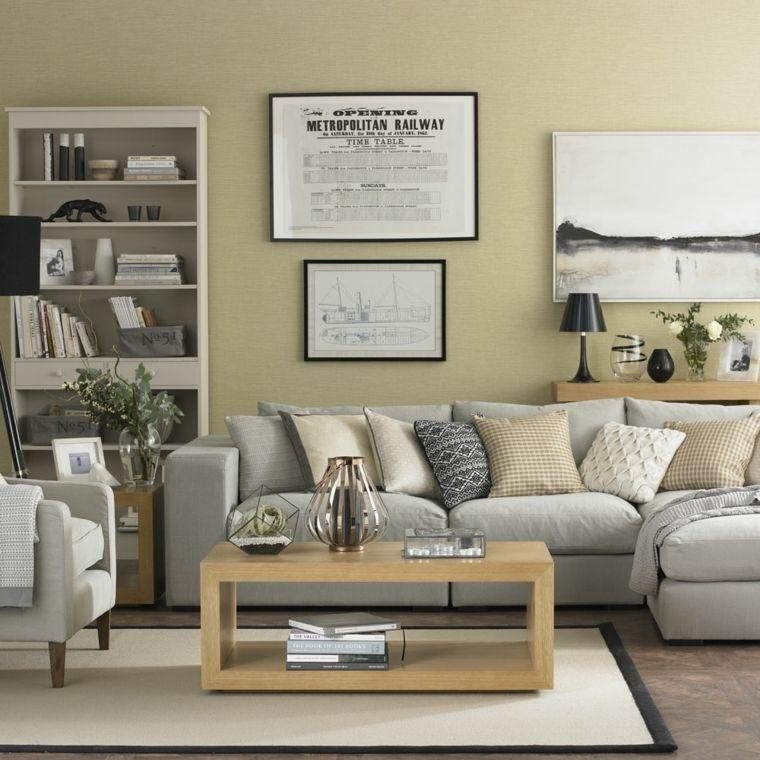 È infatti possibile accostare pareti chiare sia a mobili di colore molto scuro. Quali Sono I Colori Ideali Per Dipingere Un Soggiorno Piccolo