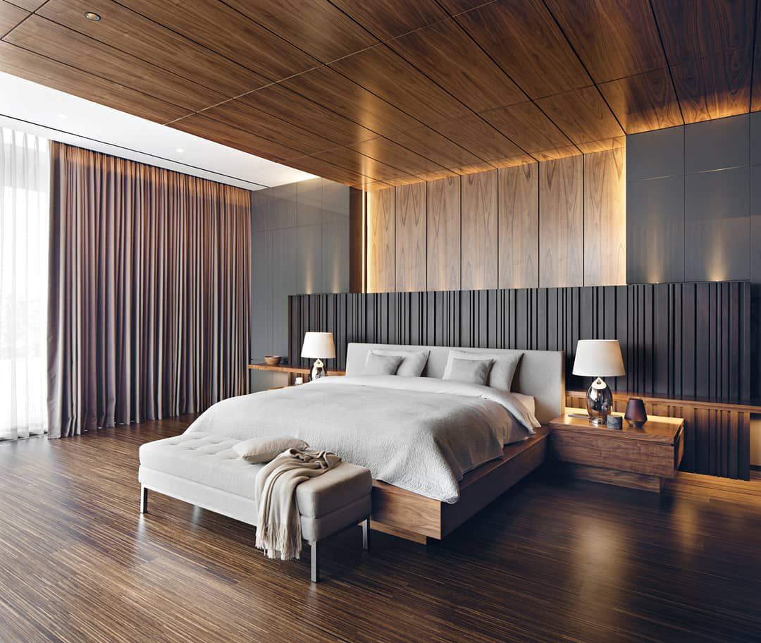 Desain Interior Dapur Rumah Mewah