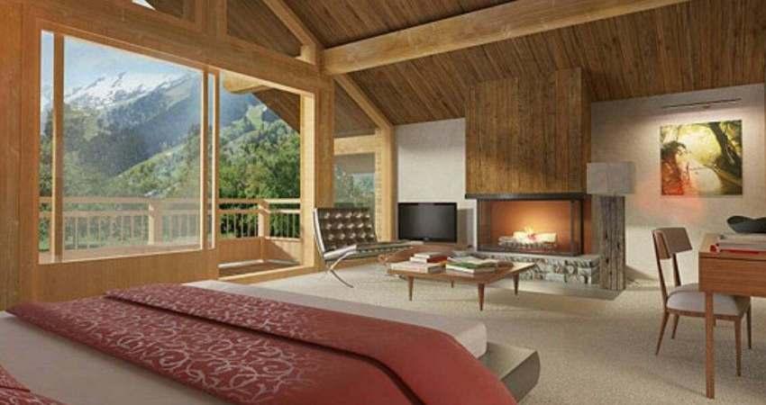 A partire da legni raffinati come pino,. Interni Progettazione E Arredi Casa In Legno