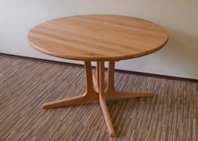 Eßtisch Massivholz   runder Esstisch massiv aus Holz ...