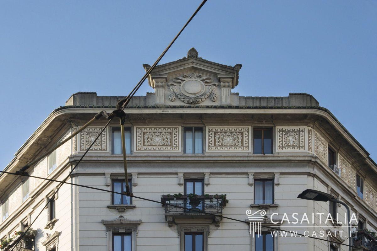 Appartamento Nuda Milano Centro Storico Appartamenti A