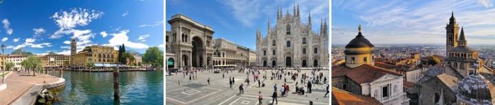 Lombardia Milano Garda Bergamo