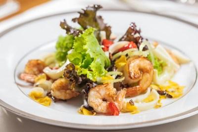 Salada-Gamberetti
