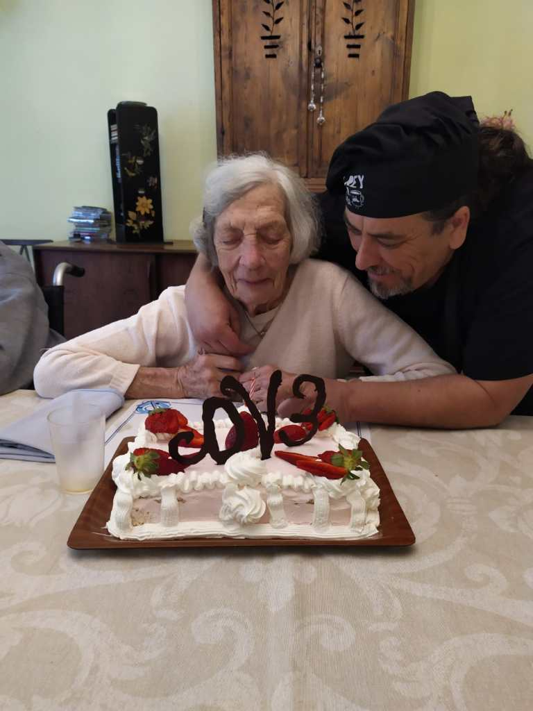 92 years old Birthday