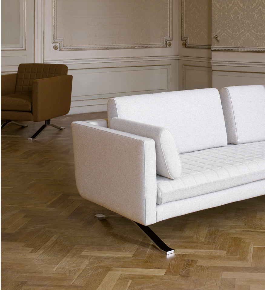 armchair and sofa from the palau