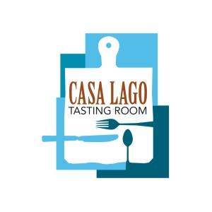 Casa lago Floating Logo