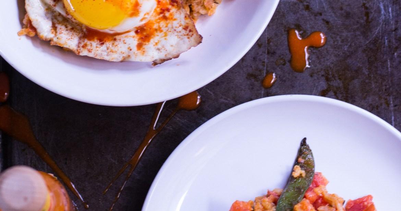 Breakfast Jambalaya Featured
