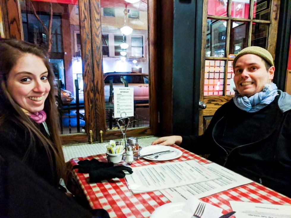 Lombardi's Pizzeria