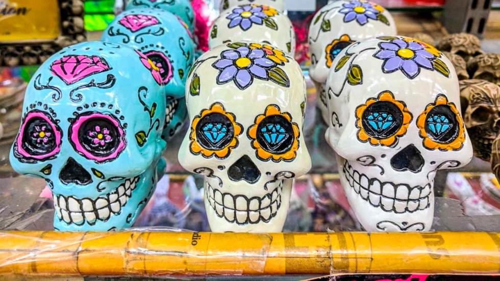 Sugar Skull Souvenirs