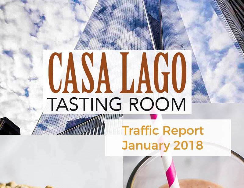 Traffic Report: January 2018