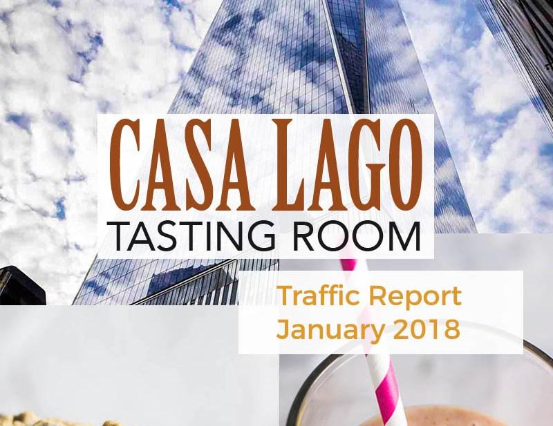 Traffic Report: January 2018