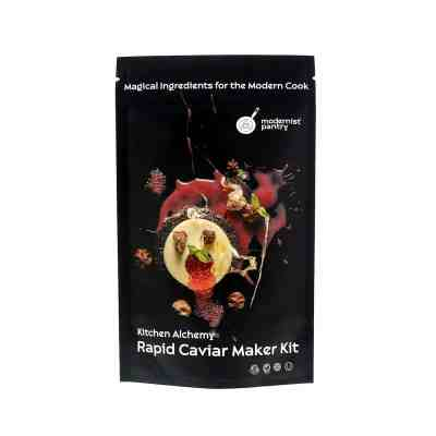Rapid Molecular Caviar Maker Kit Packaging