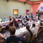 Wine tasting seminars, Purple Foot Festival at Casa Larga Vineyards