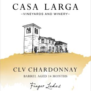 Casa Larga Vineyards CLV Chardonnay
