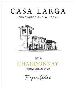 Hungarian Oak Chardonnay