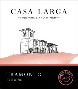 Casa Larga Vineyards Tramonto