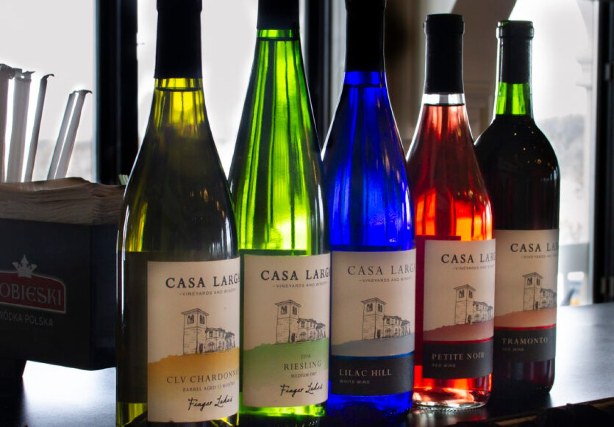 Casa Larga Wines on Bar for Corporate and Special Events