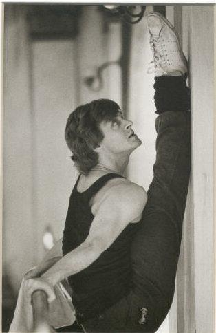 baryshnikov-mikhail - lesiones frecuentes en la danza