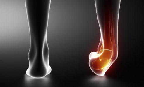 Medico especialista en tobillo y pie