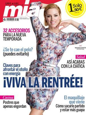 revista Mia Portada
