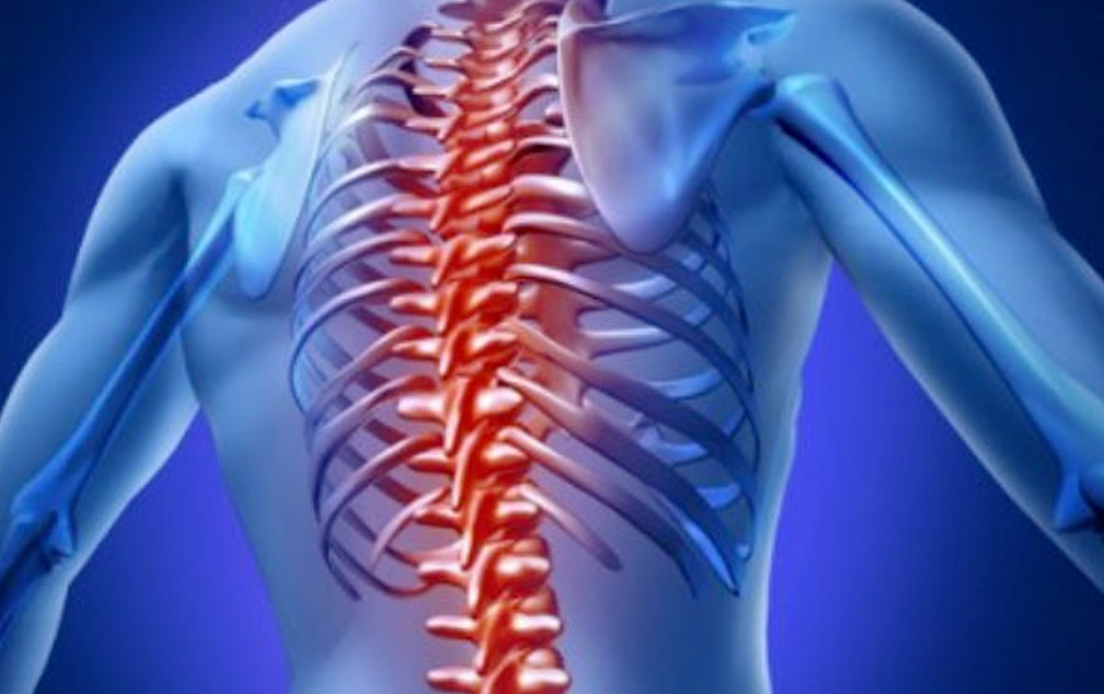 Cirugía de columna vertebral 1