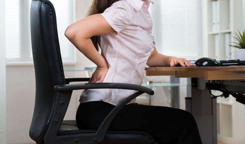 salud de la columna vertebral