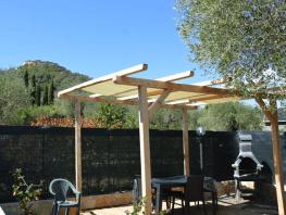 Case vacanze castiglione della pescaia giardino