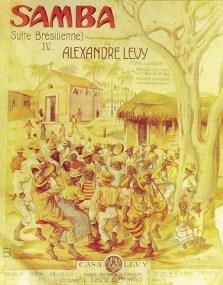 Alexandre Levy - Samba