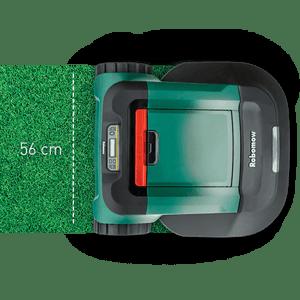 La velocità di Robot-Tino Serie RS, il tosaerba di Casali Irrigazione