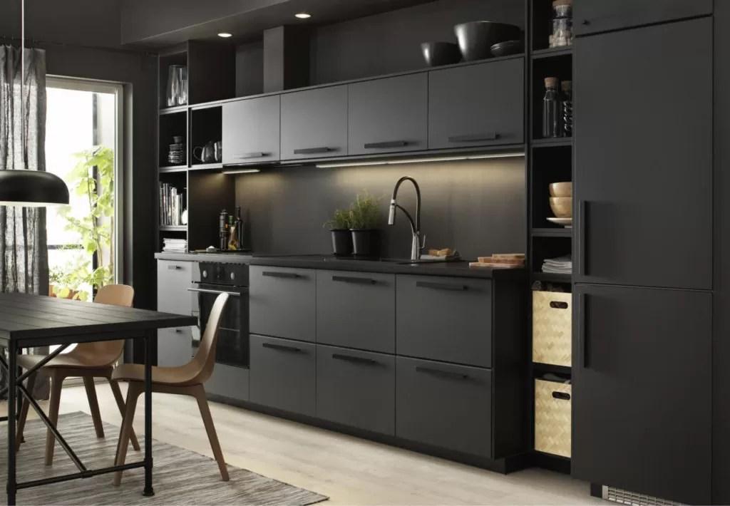 Cucina ikea, colore bianco sporco, stile shabby chic. Le Cucine Del Catalogo Ikea Casa Live