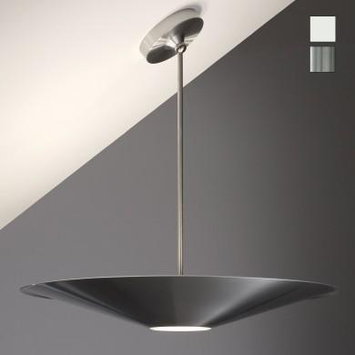 large designer pendant uplight also