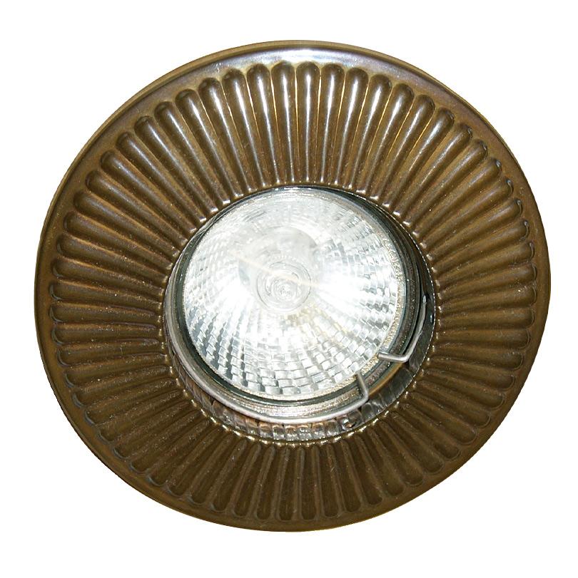 decorative recessed ceiling mount light