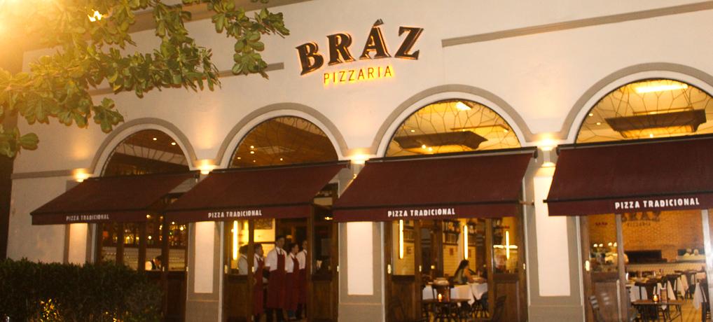 Bráz Pizzaria - Barra da Tijuca