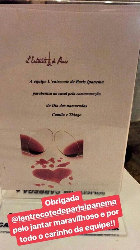 L'Entrecôte de Paris Ipanema