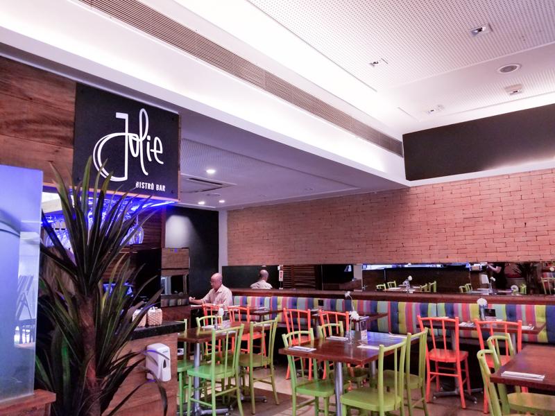 Onde Comer na Barra da Tijuca Jolie Bistro Bar