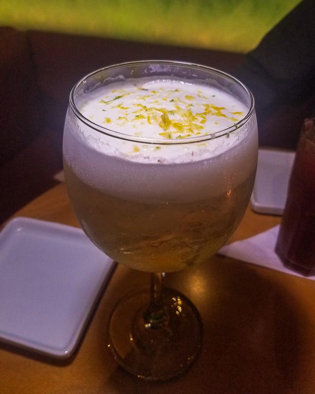Stuzzi Copacabana - drinks