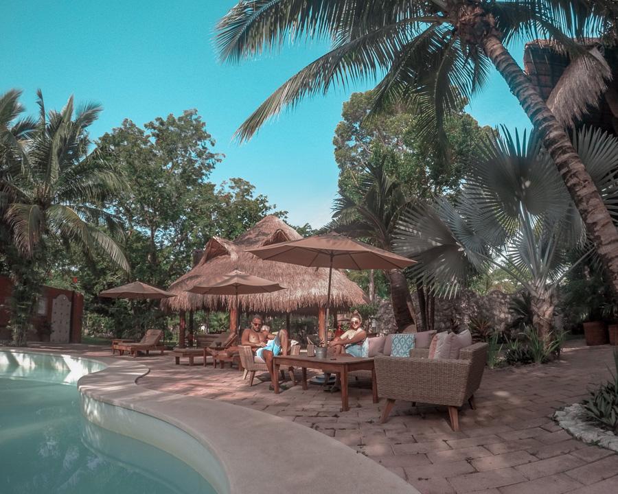 Hotéis em Tulum Coco Hacienda