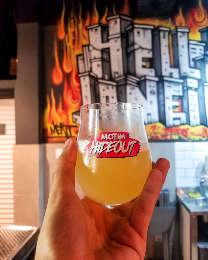 Cerveja Artesanal Copacabana Motim Hideout